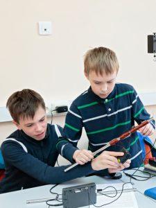 Мы собираем компанию умных, интеллигентных и творческих детей