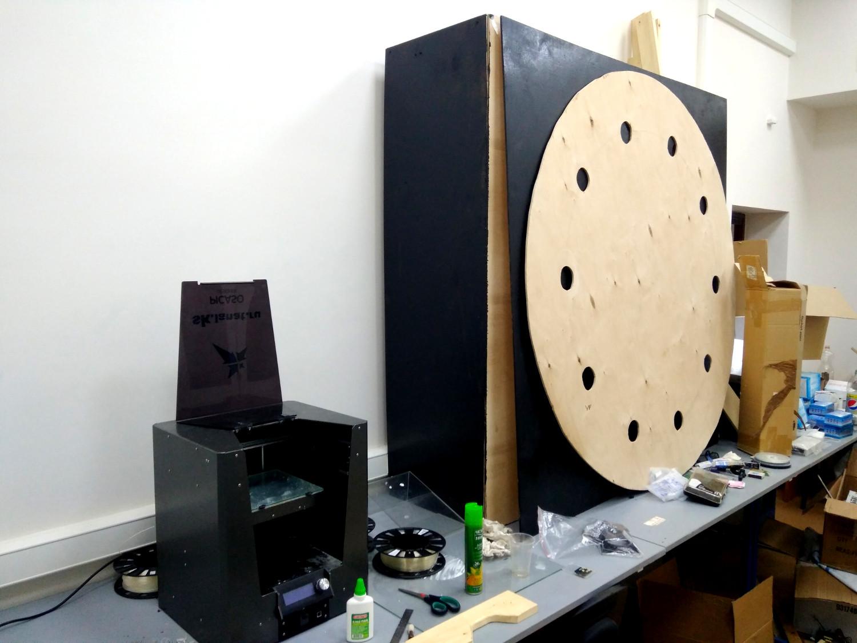 Лаборатория инженерных конструкций
